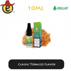 Feellife e-liquid Classic Tobacco Flavor 10ML x 10PCS