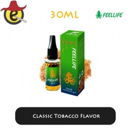 Feellife e-liquid Classic Tobacco Flavor 30ML x 10PCS