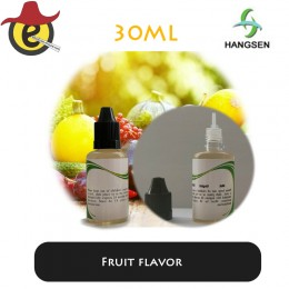 Hangsen e-liquid Fruit flavor  30ML x 10PCS